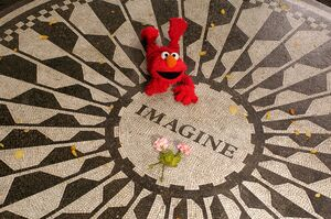 Elmo Strawberry Fields