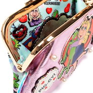 Irregular choice super couple purse 3