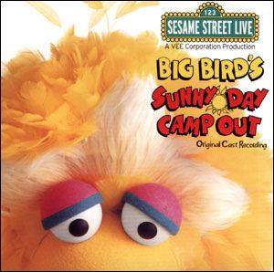 Big Bird S Sunny Day Camp Out Muppet Wiki Fandom