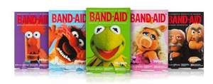Band aids cover