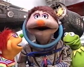 Commander Slick Space Guy