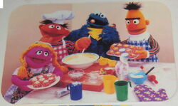Playtime- 1992 placemats 2