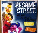 Sesame Street postcards (Sanrio)