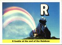 1992 sesame trading cards 34