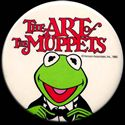 Button art muppets
