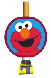 Elmo blowouts