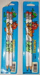 Empire muppet babies cagle pencils 1983