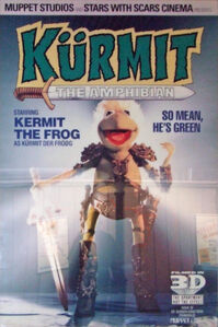 Kurmit the Amphibian