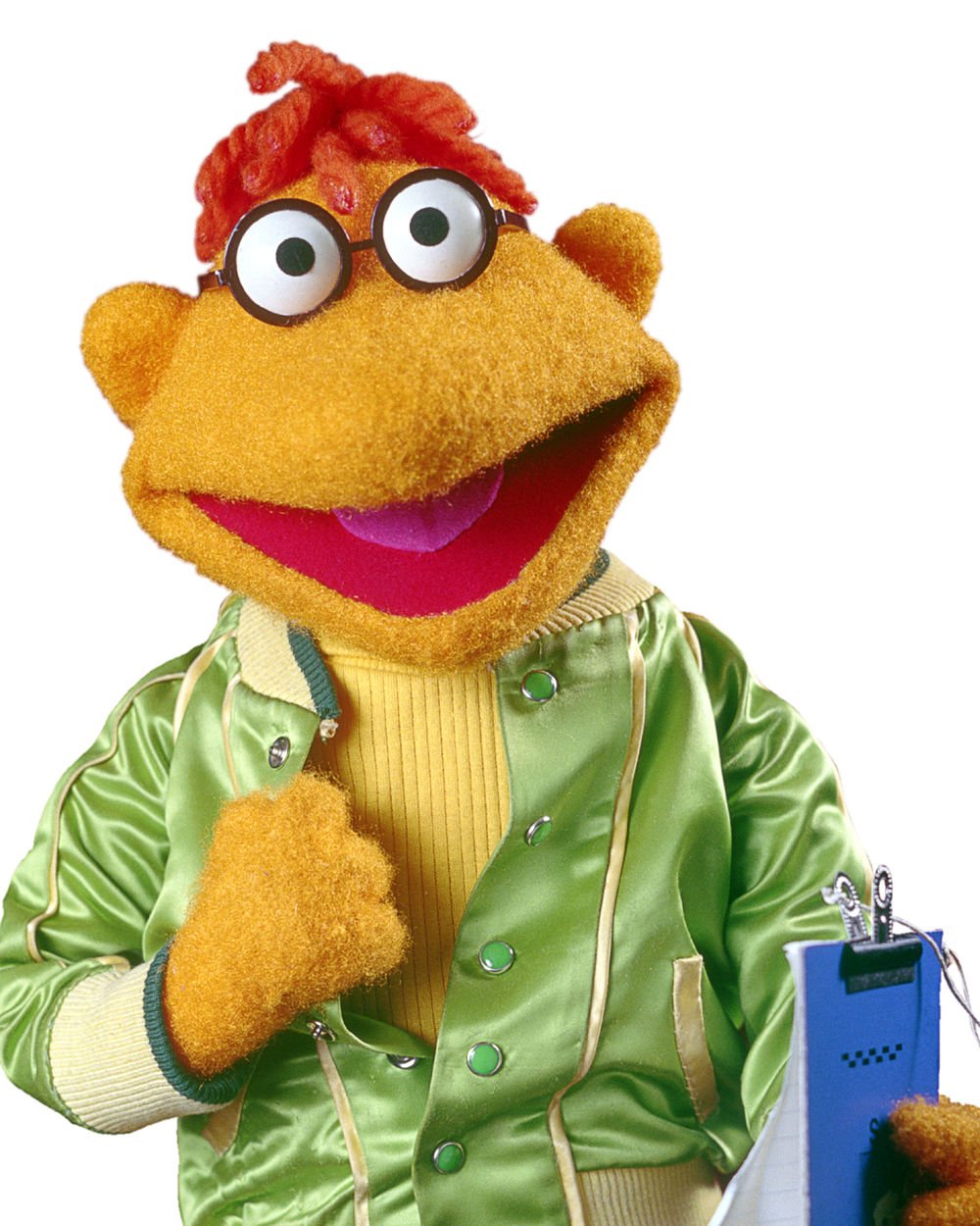 The Sesame Street character youd most like to see in