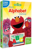 Elmo's Alphabet Challenge