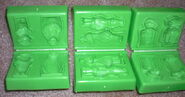Kenner 1980 sesame play-doh activity set 3