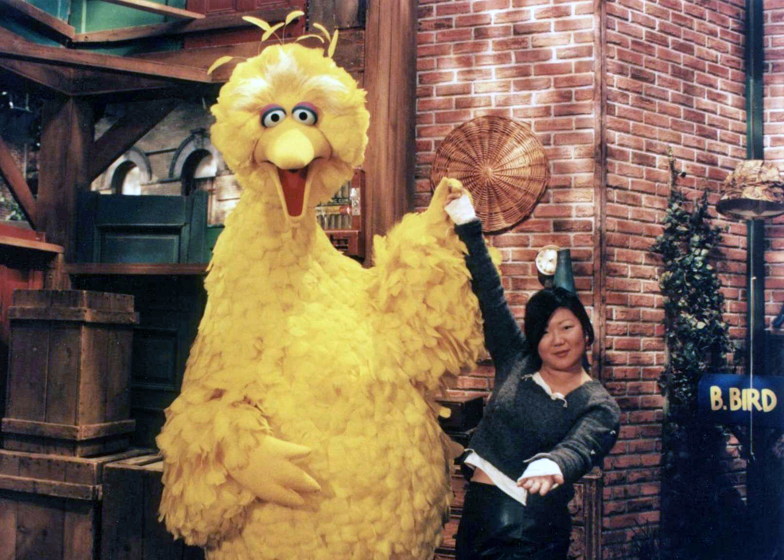 Margaret Cho | Muppet Wiki | FANDOM powered by Wikia