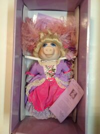 Marie Antoinette doll - in box