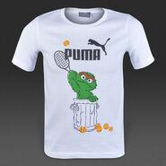 Puma shirt oscar tennis