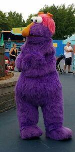 Purplehonkersesameplace