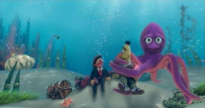 Christmas In Octopus Garden >> Octopuses   Muppet Wiki   FANDOM powered by Wikia