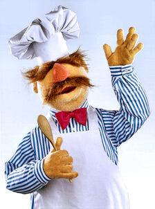 Dänischer Koch
