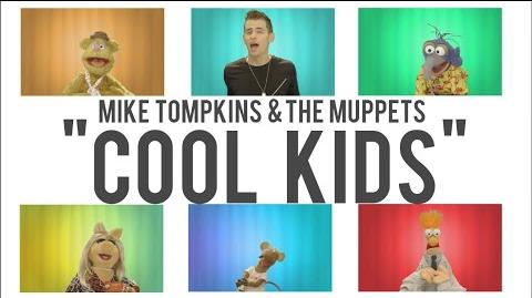 "The Muppets take on A Cappella - ""Cool Kids""-1"