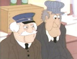 Statler and Waldorf (Muppet Babies)