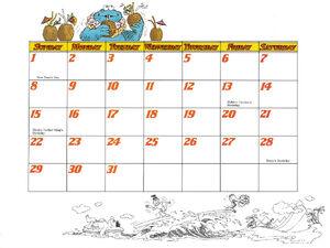 1978 calendar 01 January b
