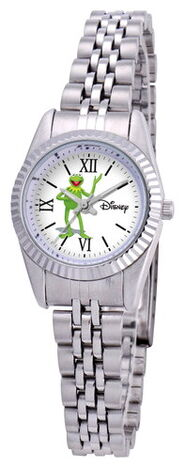 Ewatchfactory kid's kermit the frog status watch