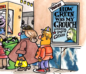 GreenWasMyGrouch