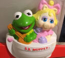 Muppet Babies Wind-Up Musical Crib Toy