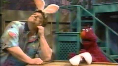Sesame Street Snuffy & the Talent Show Episode 3499 (street scenes)