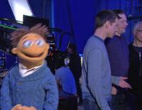 David Rudman On Set with Walter
