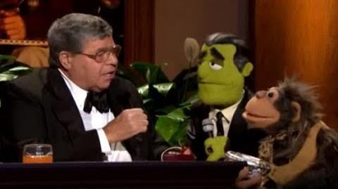 Jerry Lewis Meets Johnny Fiama & Sal Minella (2004) - MDA Telethon