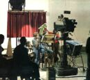 Behind the scenes Muppet photos