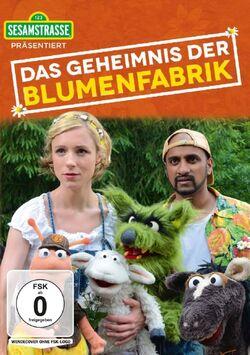 Sesamstrasse präsentiert- Das Geheimnis der Blumenfabrik DVD (2017-10-27)