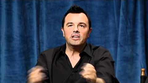 Seth MacFarlane Paley Center Interview - Kermit the Frog's Taken