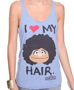 Forever 21 I love my hair shirt 2011