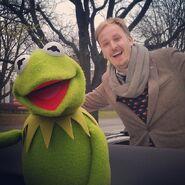 Instagram Kermit James Bobin Germany