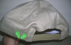 Kermit collection khaki baseball cap 2