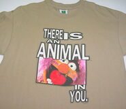 Kermit collection t-shirt an animal in you 1