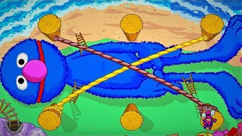 Sesamstraat- Lezen met Grover (1999) (PC)