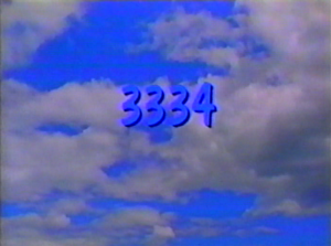 3334 Open