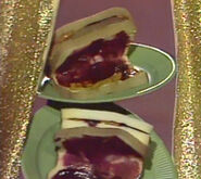 Betty and Melissa Peanut Butter and Jelly Sandwiches