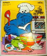 Cookie kitchen puzzle