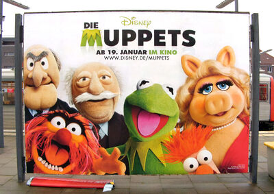 DieMuppets-GermanBillboard01-(2012)