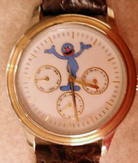 Fossil ss general store grover watch