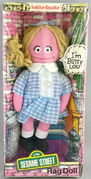 Knickerbocker betty lou rag doll