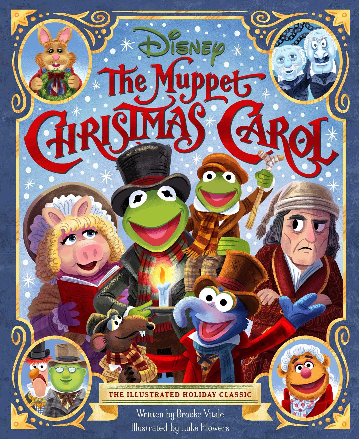 The Muppet Christmas Carol Trailer.The Muppet Christmas Carol The Illustrated Holiday Classic