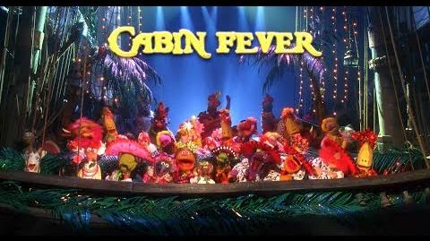 Muppet Sing Along Cabin Fever The Muppets