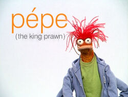 Muppetism Pepe King Prawn