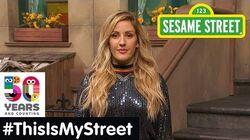 Sesame Street Memory Ellie Goulding