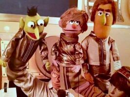 Sesame street behind the scenes starship surprise