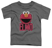 Trevco 2016ish elmo face shirt
